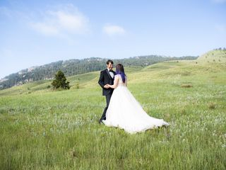 The wedding of Cecily and Aaron