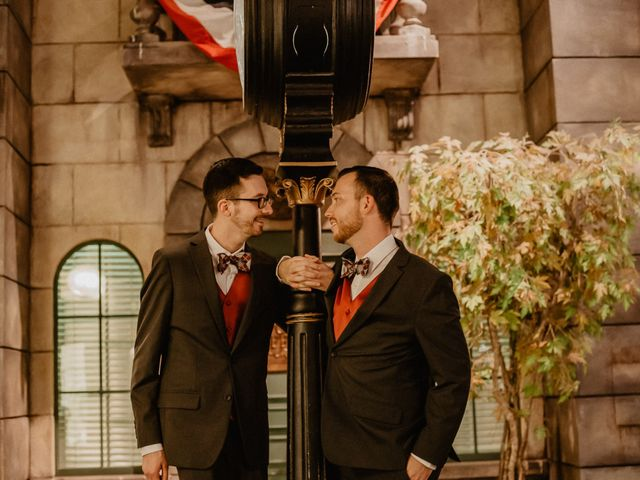 The wedding of Rocky and Kyle