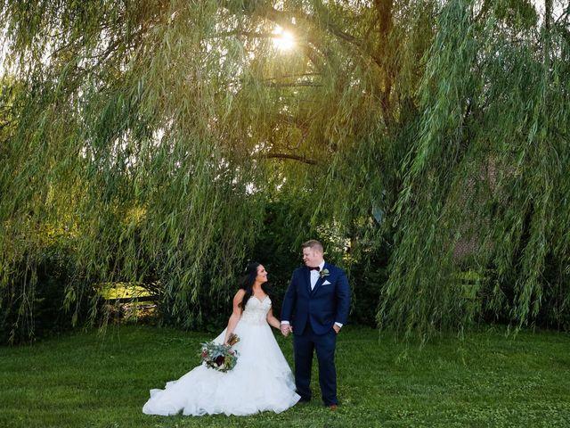 Brett and Brittany's Wedding in York, Pennsylvania 4