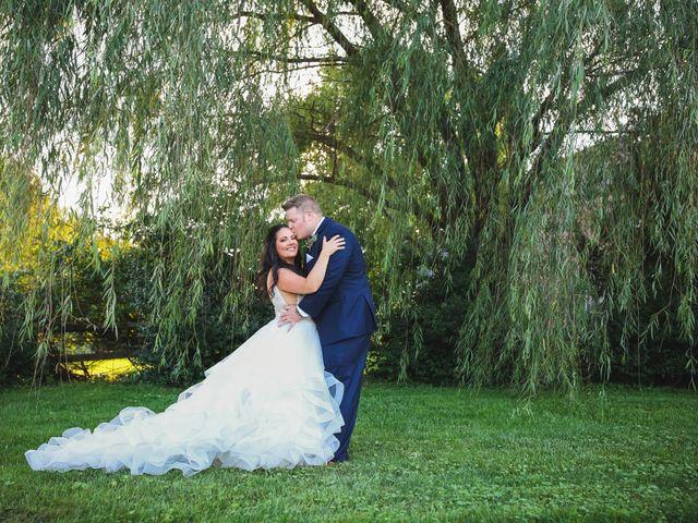 Brett and Brittany's Wedding in York, Pennsylvania 3