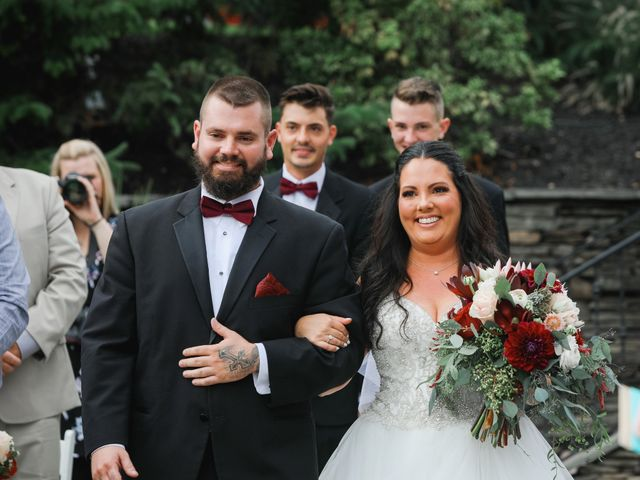 Brett and Brittany's Wedding in York, Pennsylvania 7