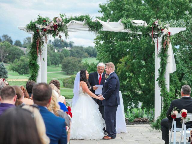 Brett and Brittany's Wedding in York, Pennsylvania 8
