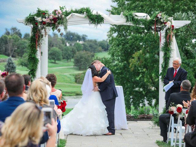 Brett and Brittany's Wedding in York, Pennsylvania 10