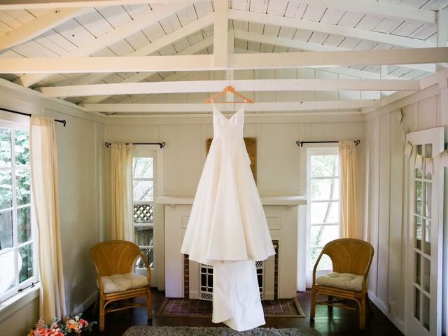 Toby and Brittany's Wedding in Guerneville, California 1