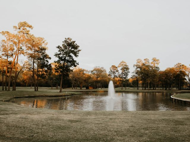Isaiah and Katie's Wedding in Spring, Texas 5