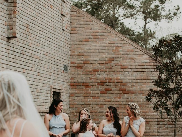 Isaiah and Katie's Wedding in Spring, Texas 31