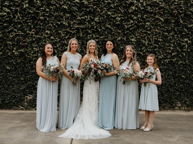 Isaiah and Katie's Wedding in Spring, Texas 38