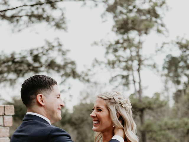 Isaiah and Katie's Wedding in Spring, Texas 43