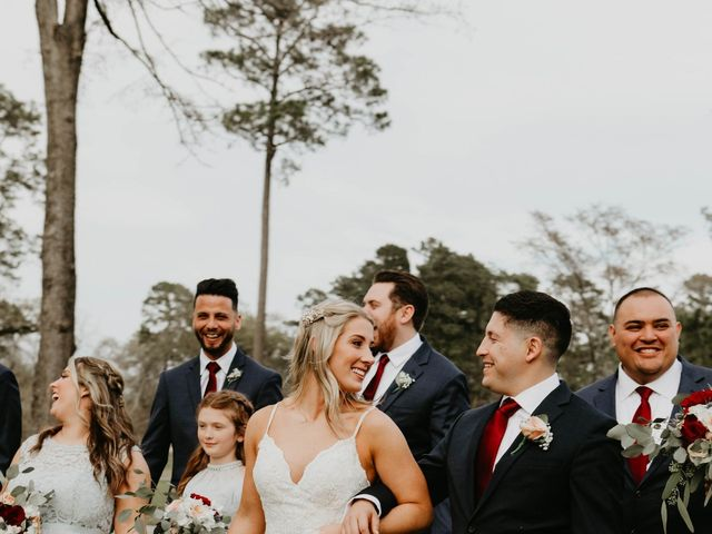 Isaiah and Katie's Wedding in Spring, Texas 51