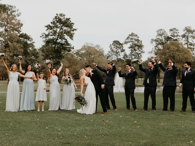 Isaiah and Katie's Wedding in Spring, Texas 53
