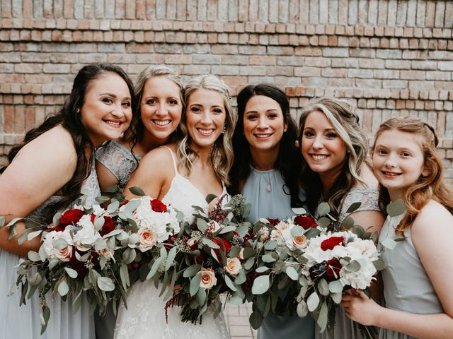 Isaiah and Katie's Wedding in Spring, Texas 56