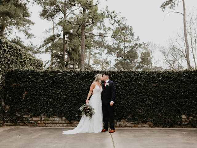 Isaiah and Katie's Wedding in Spring, Texas 2