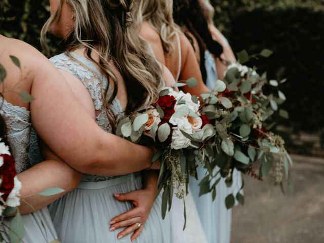 Isaiah and Katie's Wedding in Spring, Texas 11