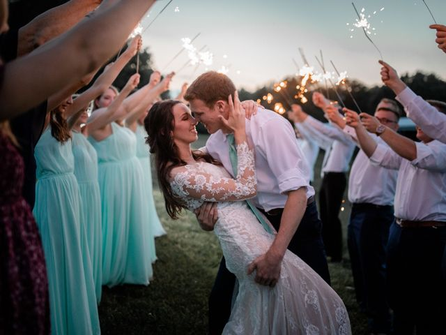 Nathan and Brittany's Wedding in Fairfield, Illinois 1