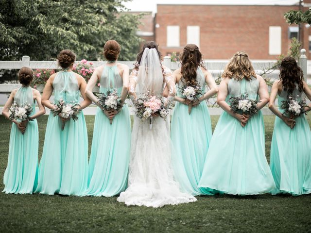 Nathan and Brittany's Wedding in Fairfield, Illinois 2