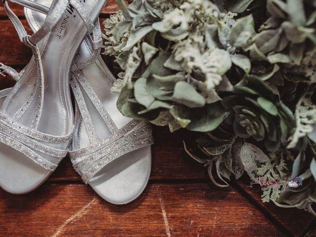 Kaylyn and Martin's Wedding in Baldwin City, Kansas 3