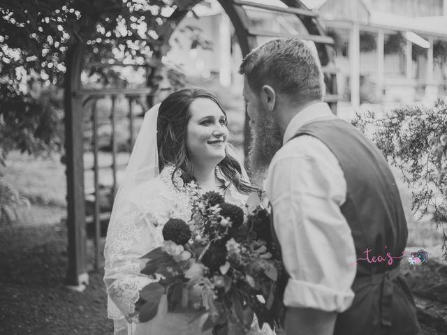 Kaylyn and Martin's Wedding in Baldwin City, Kansas 6