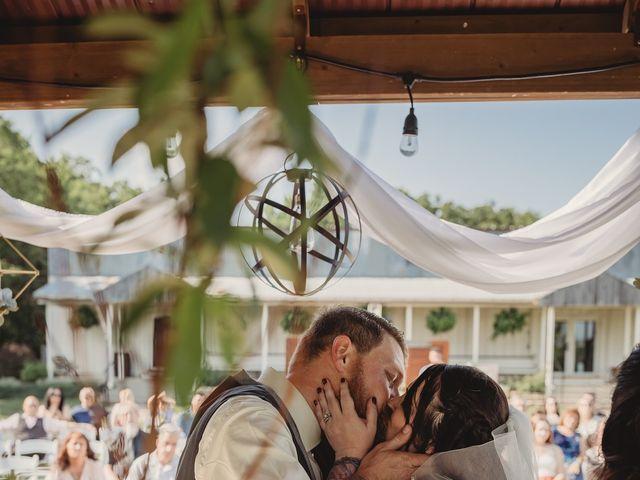 Kaylyn and Martin's Wedding in Baldwin City, Kansas 9