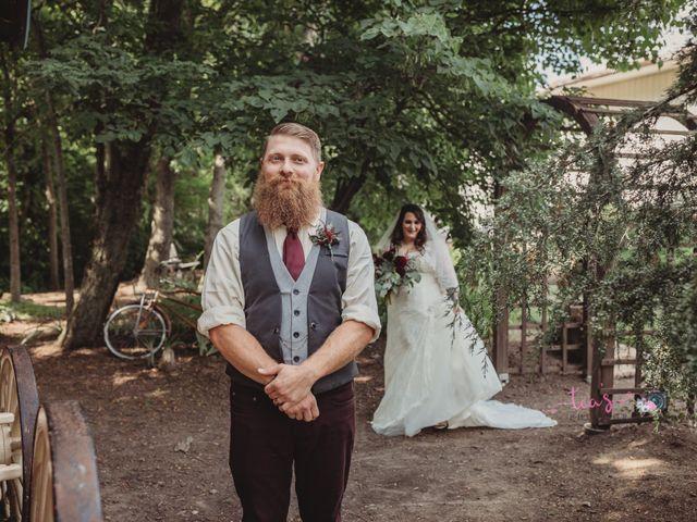 Kaylyn and Martin's Wedding in Baldwin City, Kansas 10