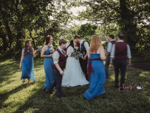 Kaylyn and Martin's Wedding in Baldwin City, Kansas 21