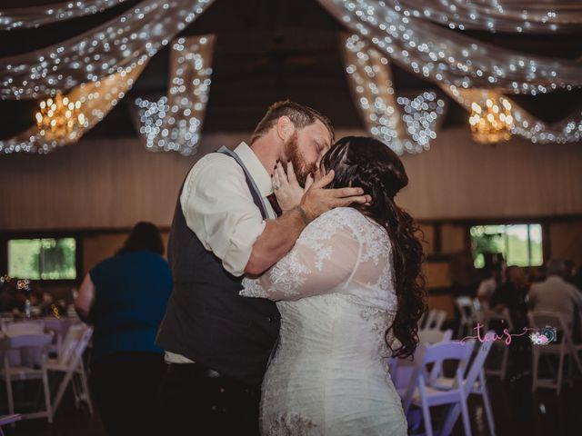 Kaylyn and Martin's Wedding in Baldwin City, Kansas 22