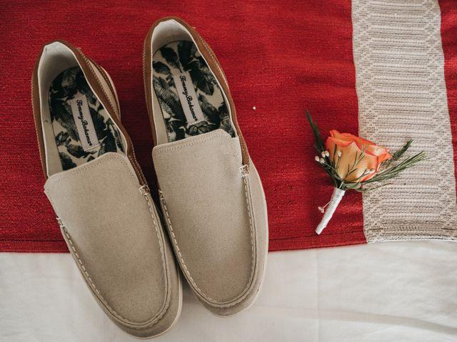Mike and Amy's Wedding in Bahias De Huatulco, Mexico 16