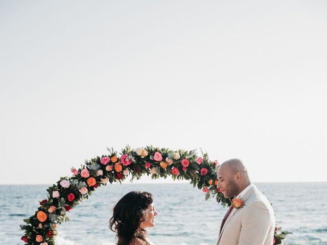 Mike and Amy's Wedding in Bahias De Huatulco, Mexico 36