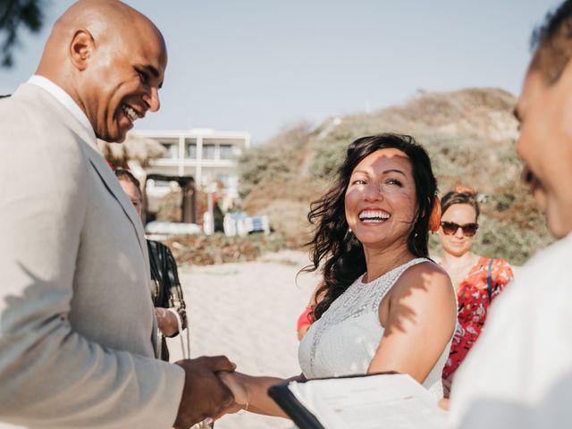Mike and Amy's Wedding in Bahias De Huatulco, Mexico 37