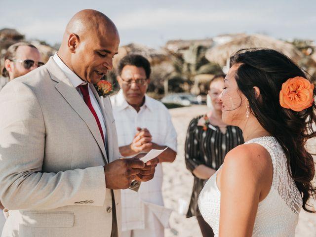 Mike and Amy's Wedding in Bahias De Huatulco, Mexico 39