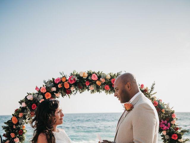 Mike and Amy's Wedding in Bahias De Huatulco, Mexico 41