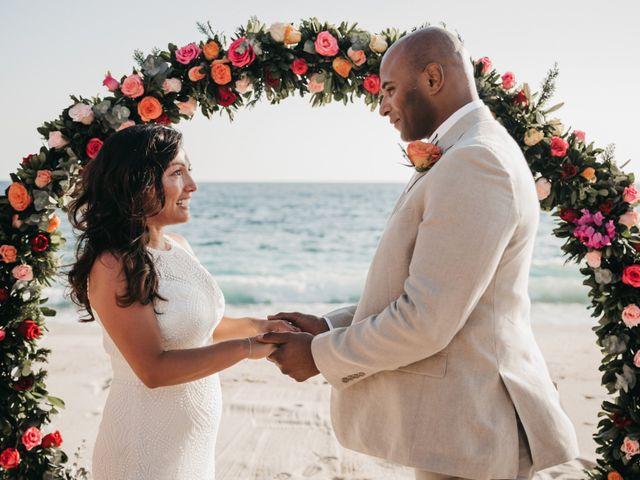 Mike and Amy's Wedding in Bahias De Huatulco, Mexico 42