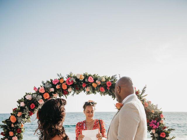 Mike and Amy's Wedding in Bahias De Huatulco, Mexico 49