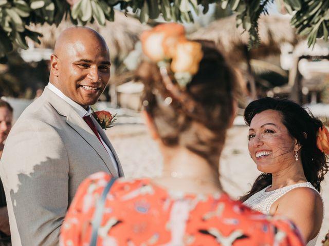 Mike and Amy's Wedding in Bahias De Huatulco, Mexico 1