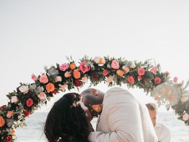 Mike and Amy's Wedding in Bahias De Huatulco, Mexico 51