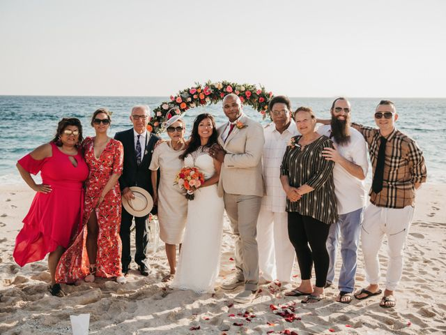 Mike and Amy's Wedding in Bahias De Huatulco, Mexico 53