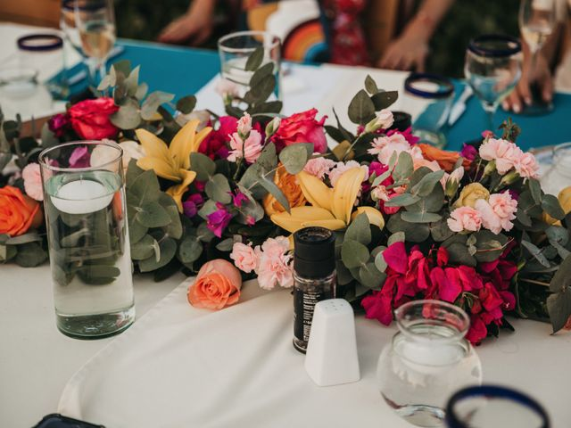 Mike and Amy's Wedding in Bahias De Huatulco, Mexico 73