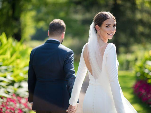 The wedding of Monica and Jordan