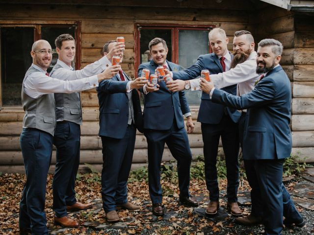 Cliff and Shannon's Wedding in Saint Croix Falls, Minnesota 2