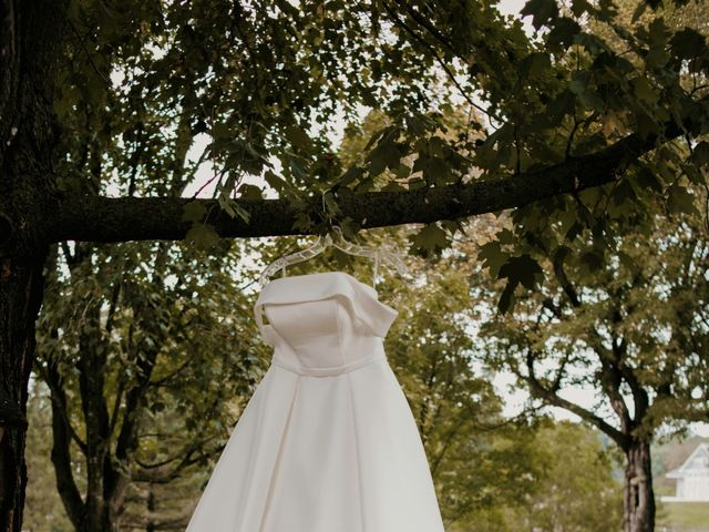 Cliff and Shannon's Wedding in Saint Croix Falls, Minnesota 5
