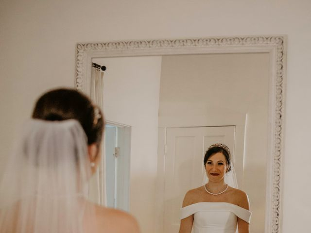 Cliff and Shannon's Wedding in Saint Croix Falls, Minnesota 7
