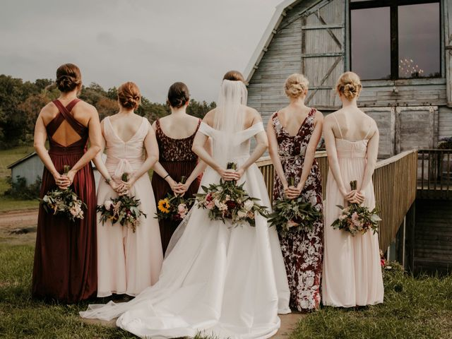 Cliff and Shannon's Wedding in Saint Croix Falls, Minnesota 9