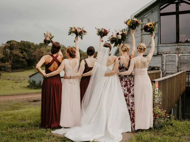 Cliff and Shannon's Wedding in Saint Croix Falls, Minnesota 10