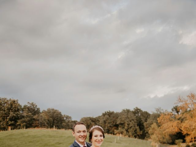 Cliff and Shannon's Wedding in Saint Croix Falls, Minnesota 1