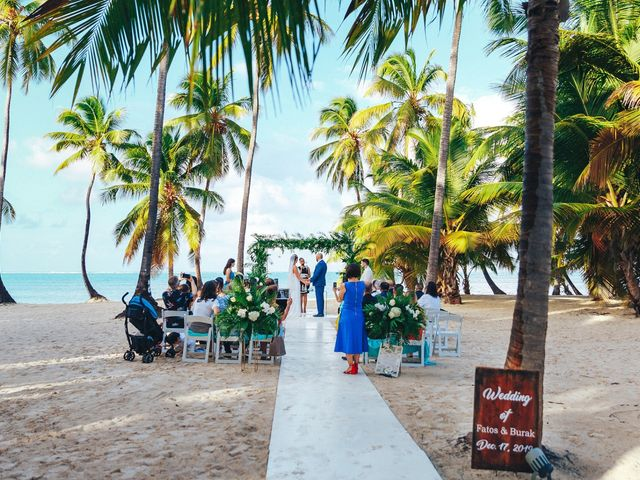 Fatima and Burak's Wedding in Punta Cana, Dominican Republic 3