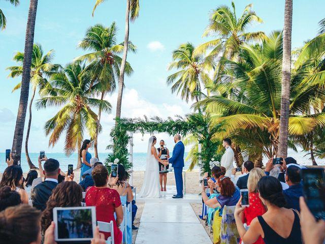 Fatima and Burak's Wedding in Punta Cana, Dominican Republic 1