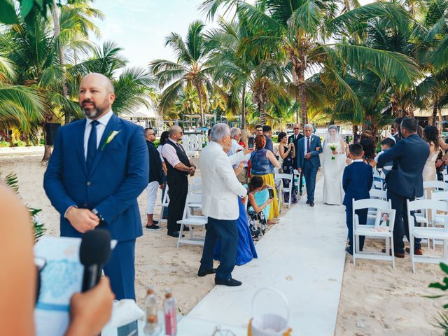 Fatima and Burak's Wedding in Punta Cana, Dominican Republic 4