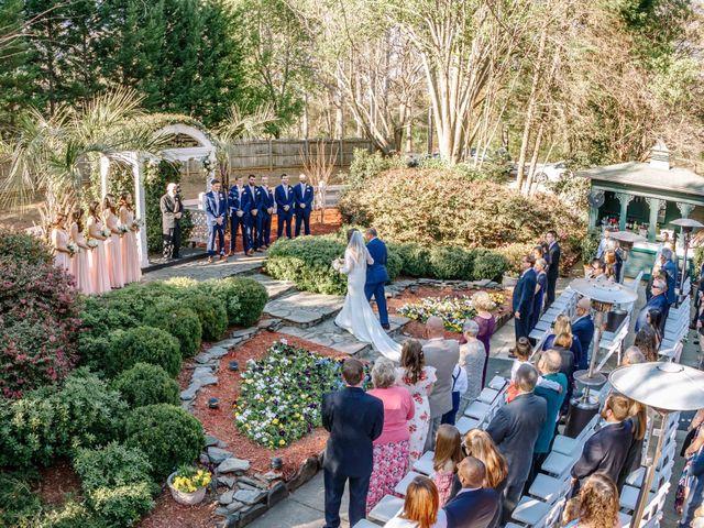 David and Caroline's Wedding in Lexington, South Carolina 2