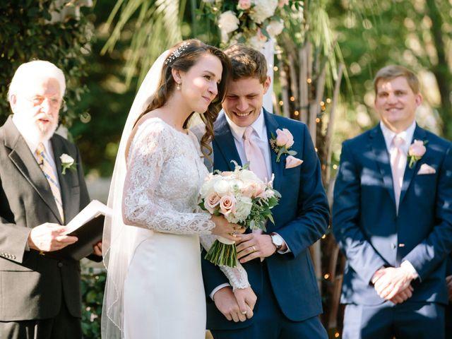 David and Caroline's Wedding in Lexington, South Carolina 5
