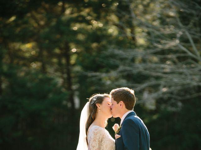 David and Caroline's Wedding in Lexington, South Carolina 6