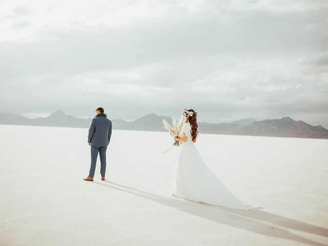Cody and Abbey's Wedding in Wendover, Utah 2